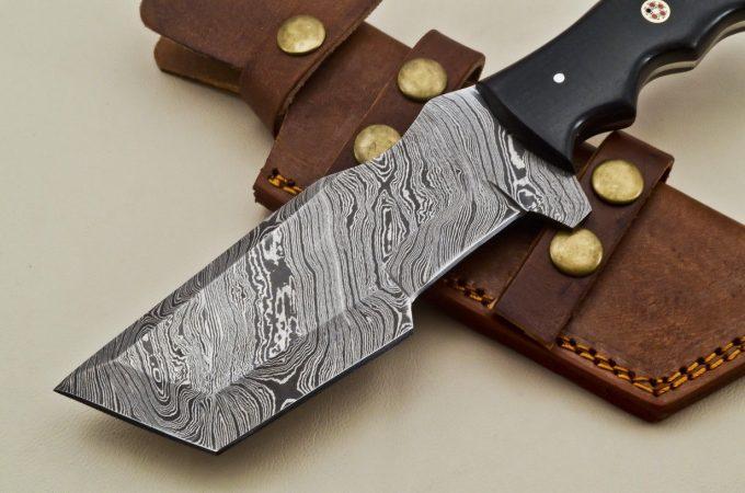 Handmade-Tracker-Knife-Blade