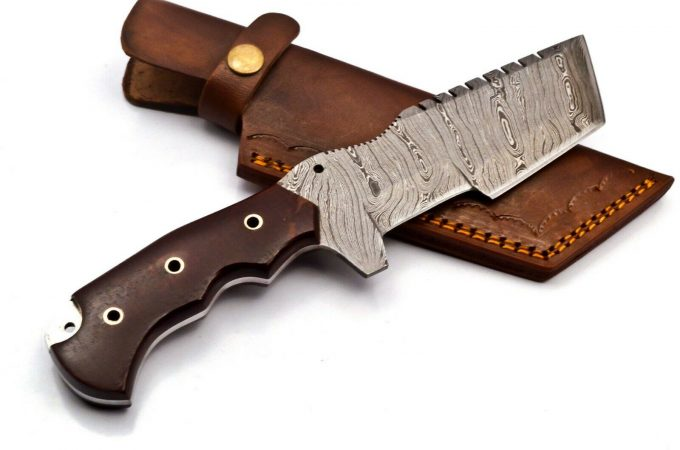 Micarta-Handle-Hunting-Tracker-Knife