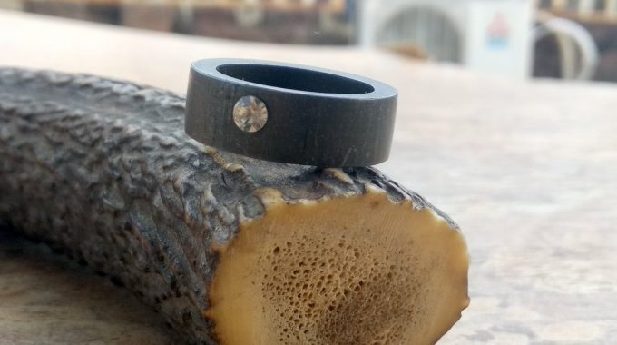 Carbon-Steel-Beautiful-Ring