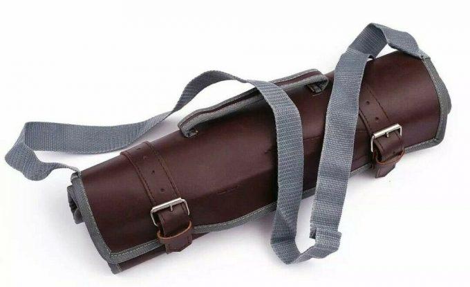 Custom-Handmade-Kitchen-Knives-Leather-Sheath-Kit