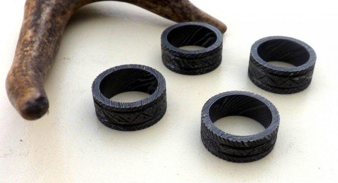 Full-Damascus-Steel-Beautiful-Rings-Custom-Handmade