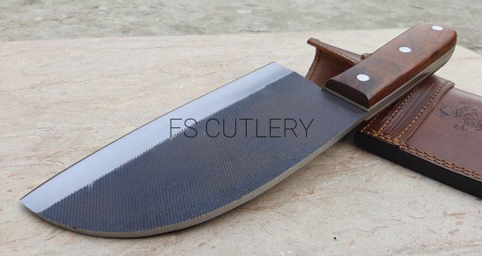 Handmade-Chef-Cleaver-Knife