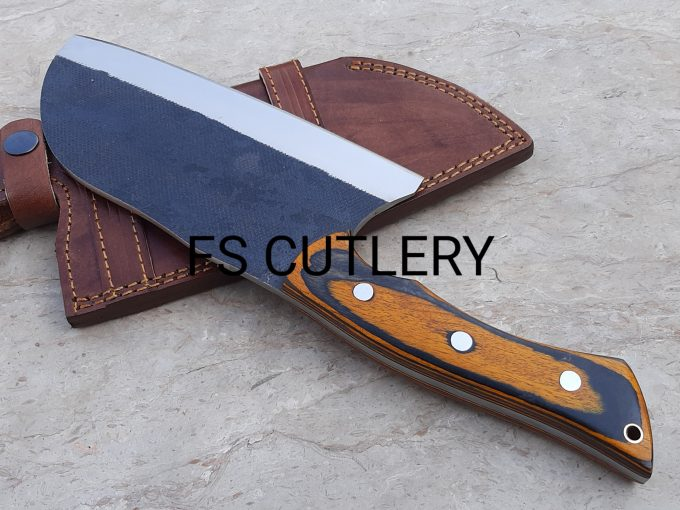 Beautiful-D2-Steel-Chef-Cleaver-Knife-Best-Quality