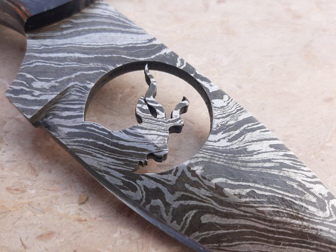 Black-Pakka-Wood-Handle-Hunting-Skinner-Knife